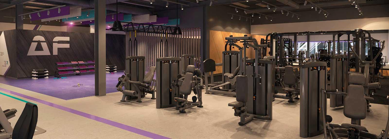Anytime Fitness busca locales para afrontar su expansión
